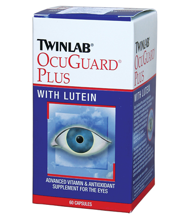 OcuGuard Plus With Lutein- 60 kapsula