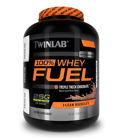 100% Whey Protein Fuel - 2,27 kg