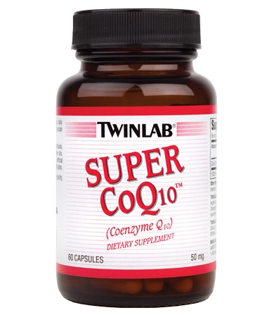 Super CoQ10 50 mg- 60 kapsula