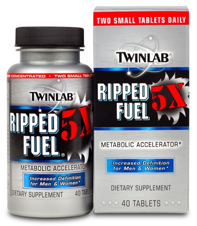 Ripped Fuel 5X- 40 tableta