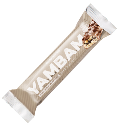 Yambam Protein Bar Cookie 'N Chocolate- 80 g
