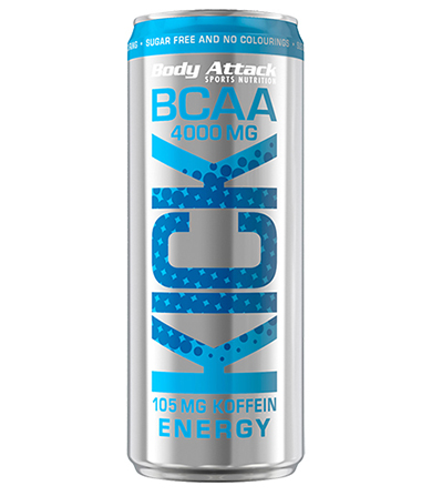 BCAA Kick 4000 mg Energy- 330 ml