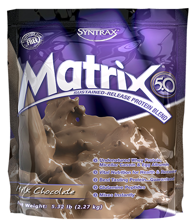 Matrix 5.0Milk Chocolate- 2,27 kg