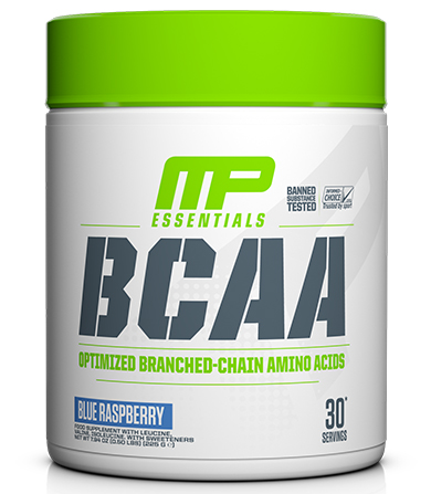 BCAA 3:1:2 Essentials Powder Blue Raspberry- 30 doza