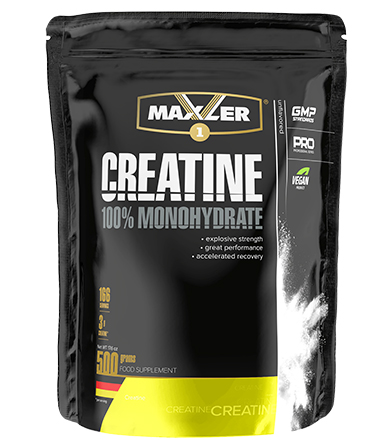 Creatine Bag Maxler - 500 g
