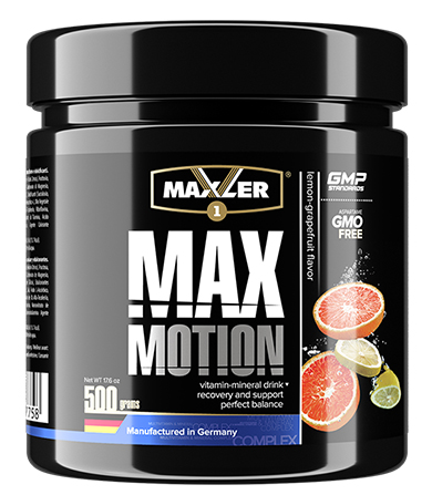 Max Motion Lemon Grapefruit- 500 g