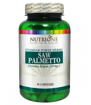 Saw Palmetto Extract- 60 kapsula