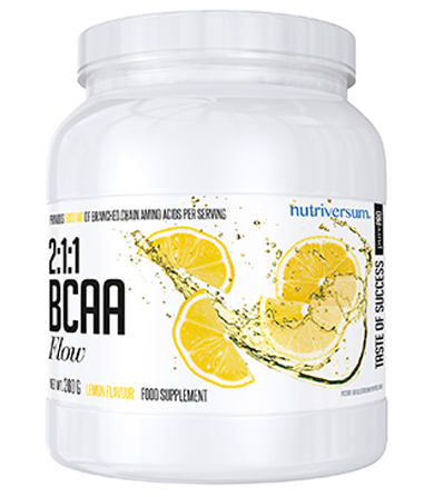 PurePro BCAAFlow 2:1:1 Lemon- 360 g