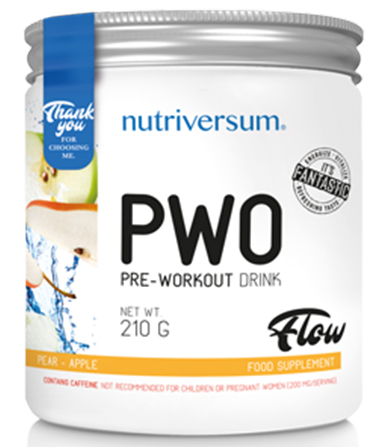 PurePro PWO Pear-Apple- 210 g
