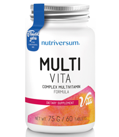 Multivitamin - 60 tableta
