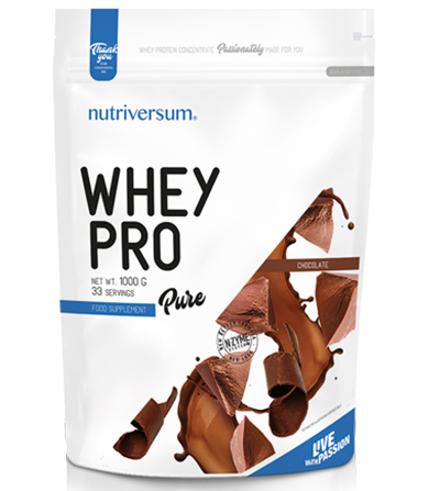 Pure Whey Pro Chocolate Heaven- 1000 g