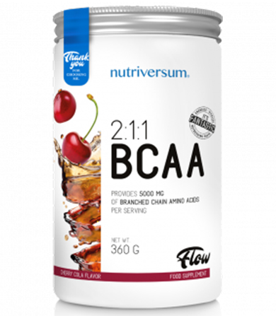 BCAA Flow 2:1:1Cherry Cola- 360 g