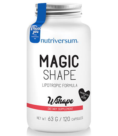 Magic Shape Lipotropic- 120 kapsula