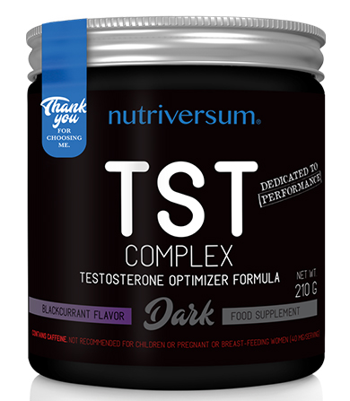 TST Complex Dark Blackcurrant- 210 g