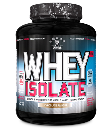 Whey Isolate Chocolate- 2 kg