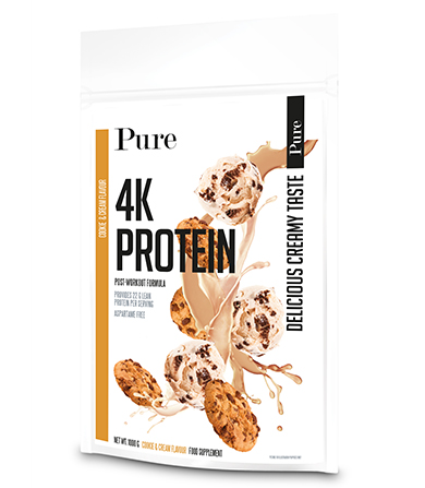 Pure 4K Protein Blend Cookie&Cream- 1000 g