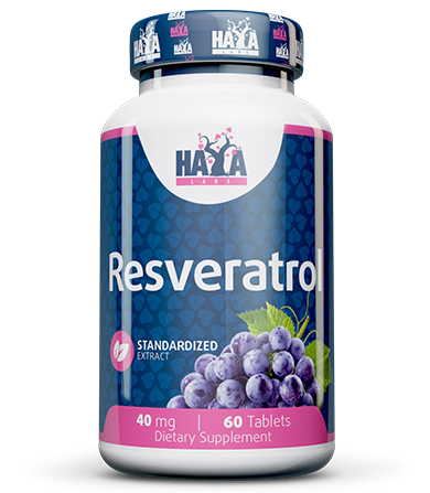 Resveratrol 40 mg- 60 tableta