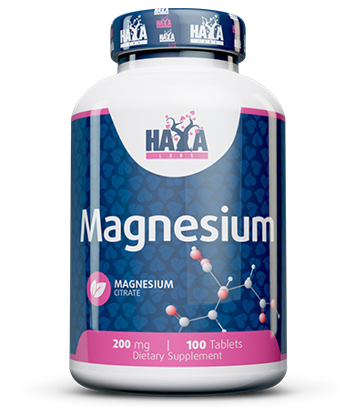 Magnesium Citrate 200 mg- 100 tableta